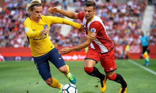 Bóng đá - Atletico Madrid vs Girona 22h15, ngày 20/01