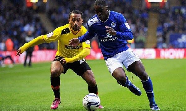 Bóng đá - Leicester City vs Watford 22h00, ngày 20/01