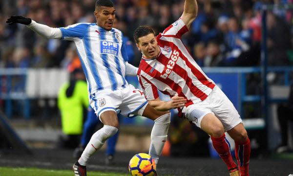 Bóng đá - Stoke City vs Huddersfield Town 22h00, ngày 20/01