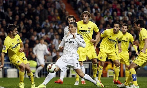 Bóng đá - Real Madrid vs Villarreal 03h00, ngày 21/04