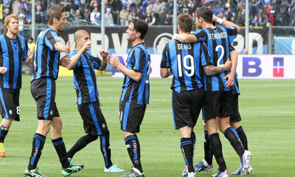 Bng , bng , clip bng  Atalanta 2-2 Chievo (Highlights vng 38, gii VQG Italia 2012-13)