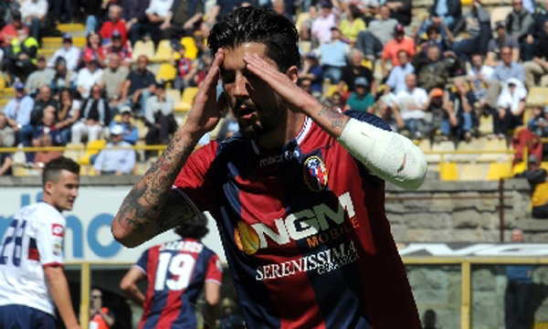 Bng , bng , clip bng  Bologna 0-0 Genoa (Highlights vng 38, gii VQG Italia 2012-13)