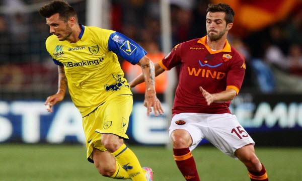 Bóng đá - Chievo vs AS Roma 22h59, ngày 20/05