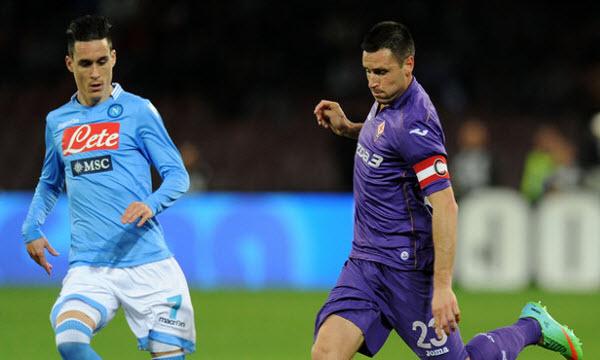 Bóng đá - Napoli vs Fiorentina 01h45, ngày 21/05