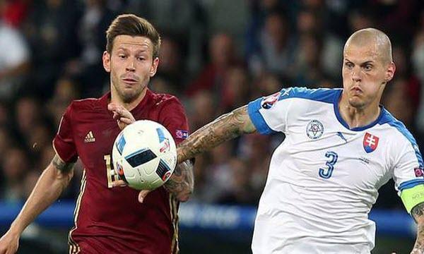 Bóng đá - Slovakia vs Anh 02h00, ngày 21/06