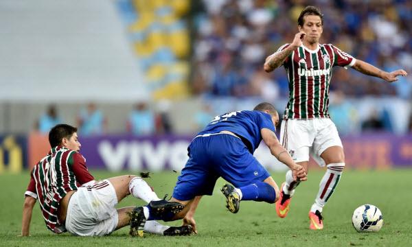 Bóng đá - Fluminense (RJ) vs Cruzeiro (MG) 05h30, ngày 21/07