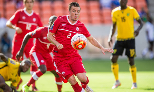 Bóng đá - Jamaica vs Canada 06h30, ngày 21/07
