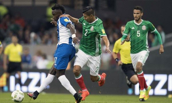 Bóng đá - Mexico vs Honduras 09h30, ngày 21/07