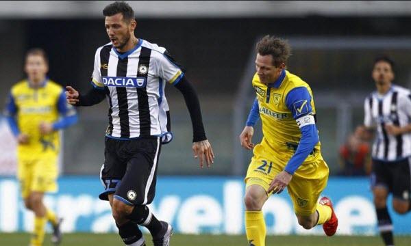 Bóng đá - Udinese vs Chievo 01h45, ngày 21/08