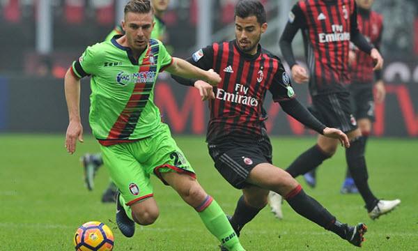 Bóng đá - Crotone vs AC Milan 01h45, ngày 21/08