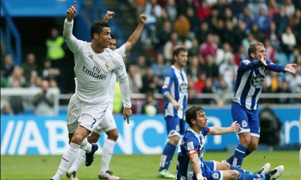 Bóng đá - Deportivo La Coruna vs Real Madrid 03h15, ngày 21/08