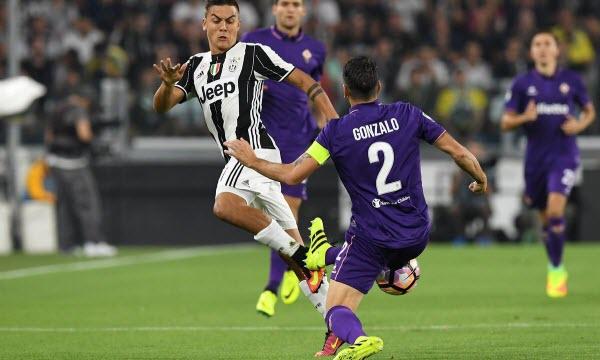 Bóng đá - Juventus vs Fiorentina 01h45, ngày 21/09