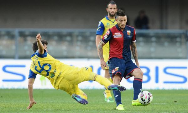 Bóng đá - Genoa vs Chievo 01h45, ngày 21/09