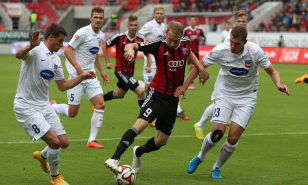 Bóng đá - Ingolstadt 04 vs Heidenheimer 23h30, ngày 20/10