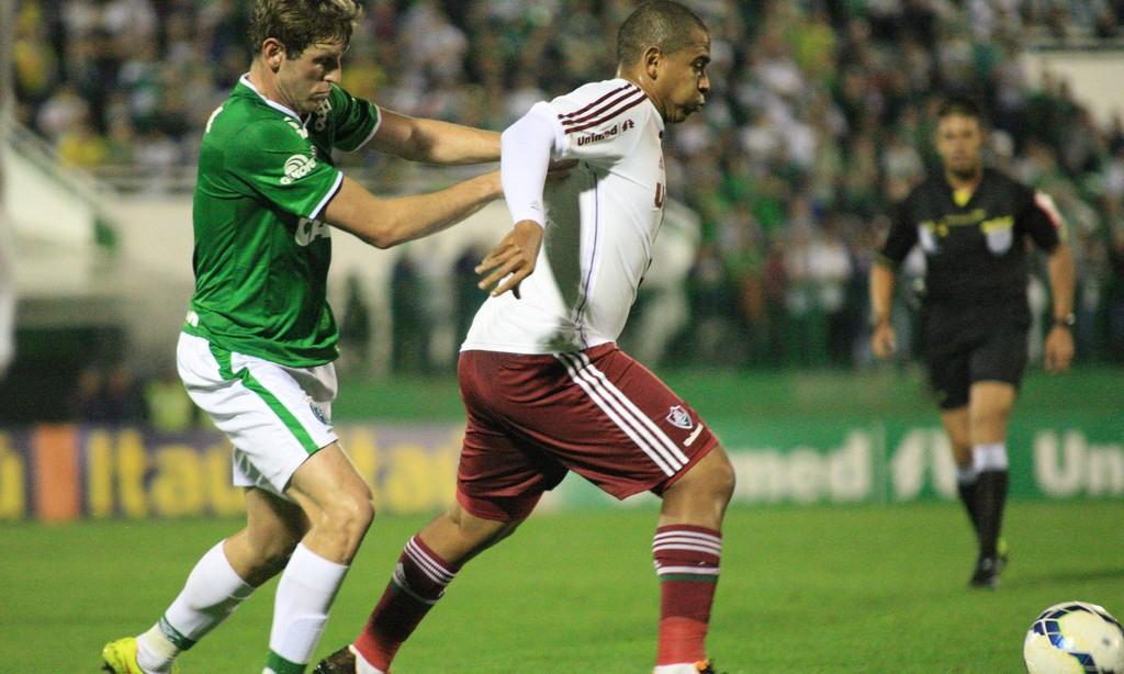 Bóng đá - Thông tin trước trận: Fluminense vs Chapecoense