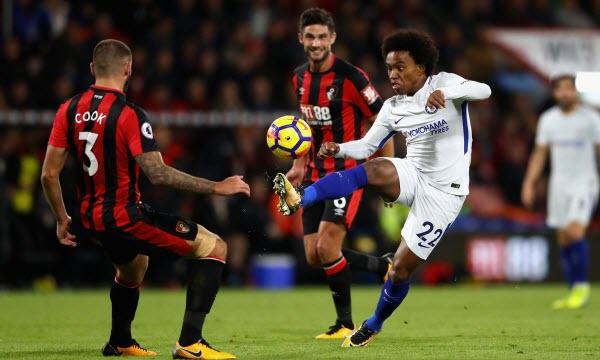 Bóng đá - Chelsea vs AFC Bournemouth 02h45, ngày 21/12