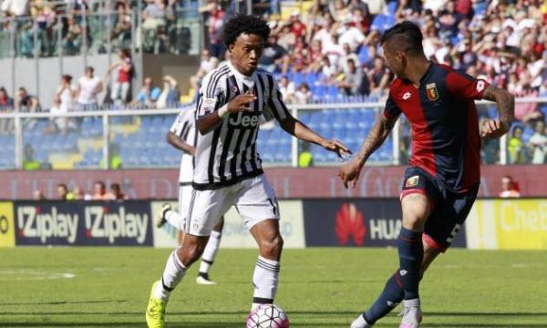 Bóng đá - Juventus vs Genoa 02h45, ngày 21/12