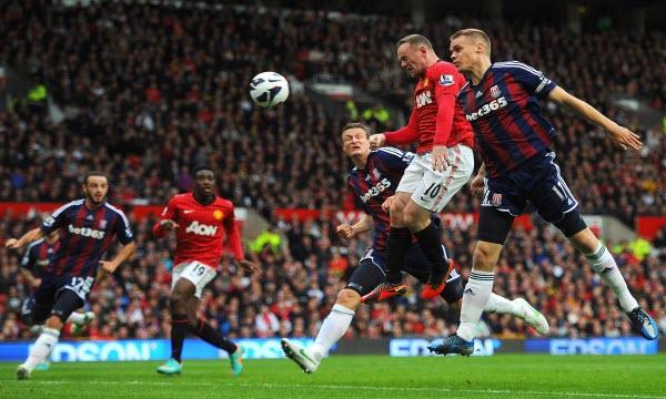 Bóng đá - Stoke City vs Manchester United 22h00, ngày 21/01