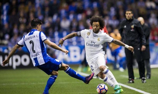 Bóng đá - Real Madrid vs Deportivo La Coruna 22h15, ngày 21/01