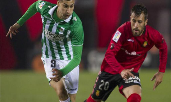 ibongda.vn - Mallorca 1-0 Real Betis (Highlights vng 36, gii VQG Ty Ban Nha 2012-13)