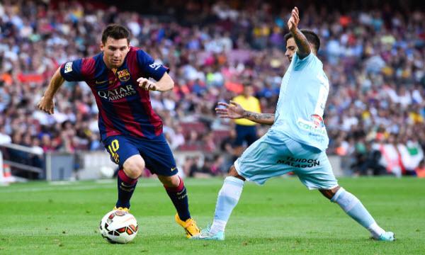 Bóng đá - Barcelona vs Eibar 01h00, ngày 22/05