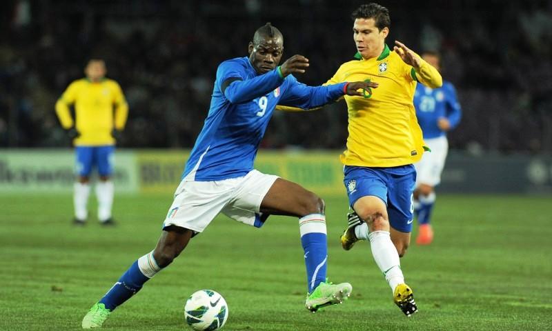 Bóng đá - Brazil vs Italy: 02h00, ngày 23/06