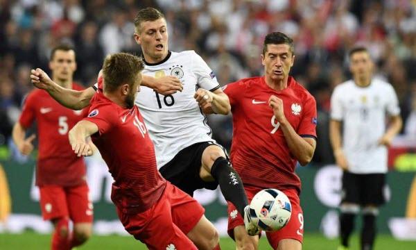 Bóng đá - Bắc Ireland vs Đức 22h59, ngày 21/06