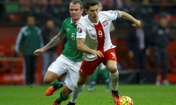 Bóng đá - Thông tin trước trận: Ukraine vs Ba Lan