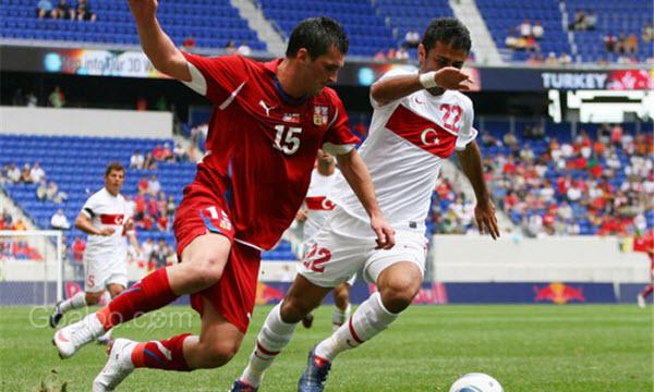 Bóng đá - Thông tin trước trận: CH Séc vs Thổ Nhĩ Kỳ