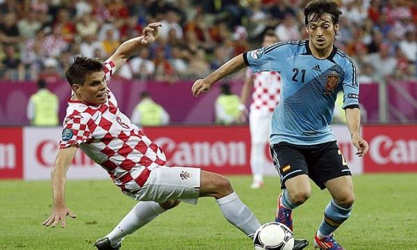 Bóng đá - Thông tin trước trận: Croatia vs Tây Ban Nha