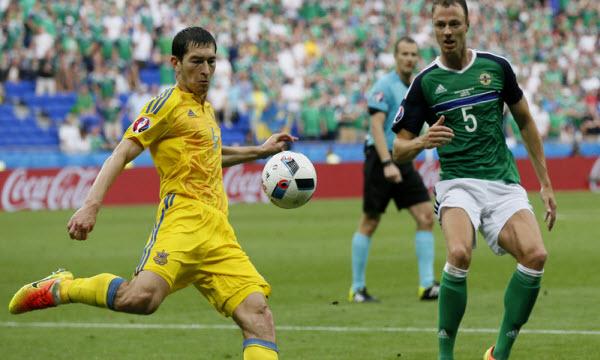 Bóng đá - Ukraine vs Ba Lan 22h59, ngày 21/06