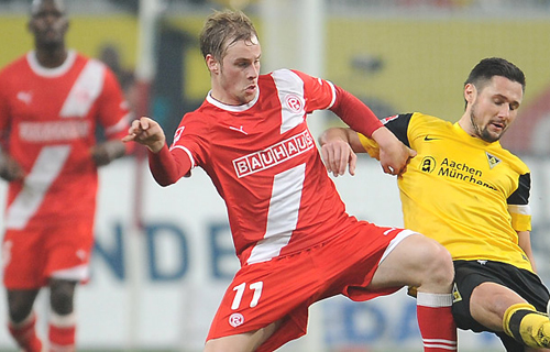 Bóng đá - Fortuna Dusseldorf vs Energie Cottbus: 01h15, ngày 23/07