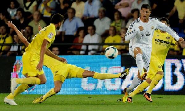 Bóng đá - Real Madrid vs Villarreal 01h00, ngày 22/09
