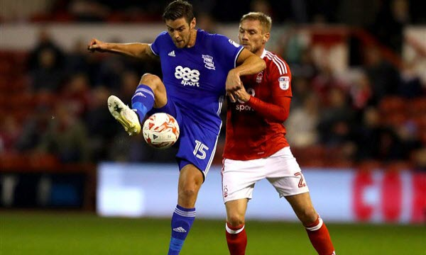 Bóng đá - Burton Albion FC vs Birmingham 01h45, ngày 22/10
