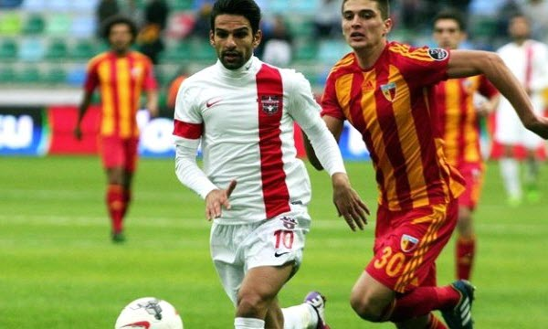 Bóng đá - Gaziantepspor vs Kayserispor 00h00, ngày 22/10