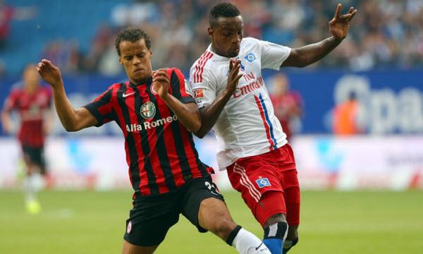 Bóng đá - Hamburger vs Eintr. Frankfurt 01h30, ngày 22/10