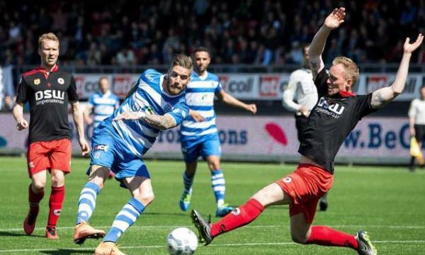 Bóng đá - SBV Excelsior vs Zwolle 01h00, ngày 22/10