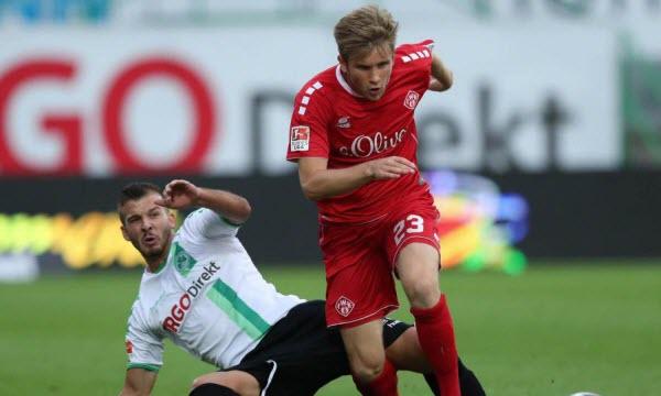 Bóng đá - Wurzburger Kickers vs Karlsruher SC 23h30, ngày 21/10