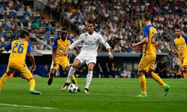 Bóng đá - APOEL Nicosia vs Real Madrid 02h45, ngày 22/11