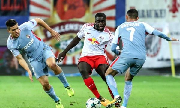 Bóng đá - Monaco vs RB Leipzig 02h45, ngày 22/11
