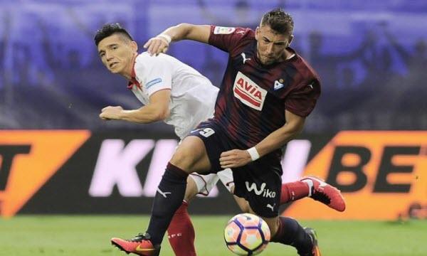 Bóng đá - Eibar vs Girona 01h30, ngày 22/12