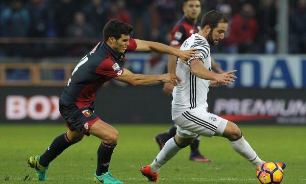 Bóng đá - Juventus vs Genoa 02h45, ngày 23/01