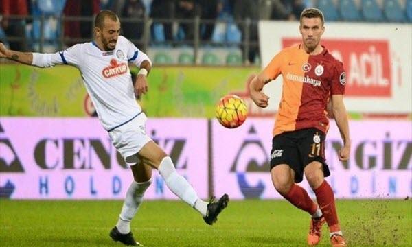 Bóng đá - Kayserispor vs Galatasaray 00h00, ngày 23/01