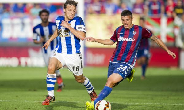 Bóng đá - Eibar vs Malaga 03h00, ngày 23/01