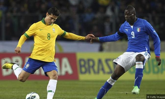 Bóng đá - Brazil 2-2 Italia: Hòa kịch tính, niềm vui chia đôi