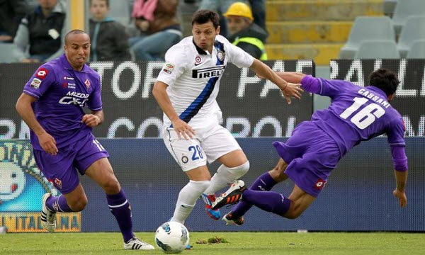Bóng đá - Fiorentina vs Inter Milan 01h45, ngày 23/04