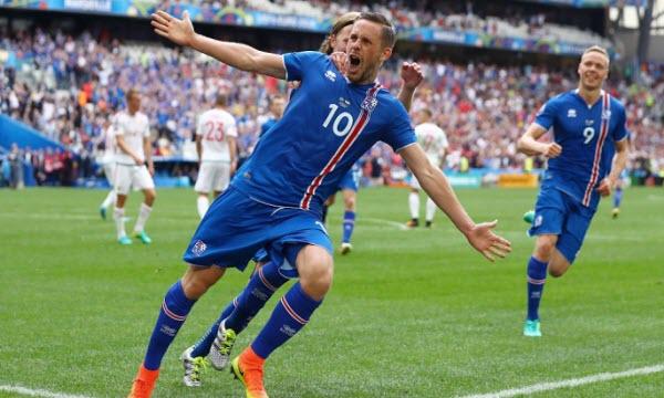 Bóng đá - Thông tin trước trận: Iceland vs Áo