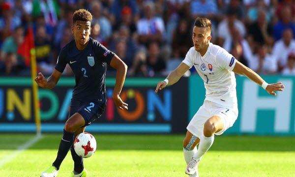 Bóng đá - Ba Lan U21 vs Anh U21 01h45, ngày 23/06