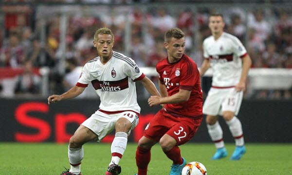 Bóng đá - Bayern Munich vs AC Milan 16h35, ngày 22/07