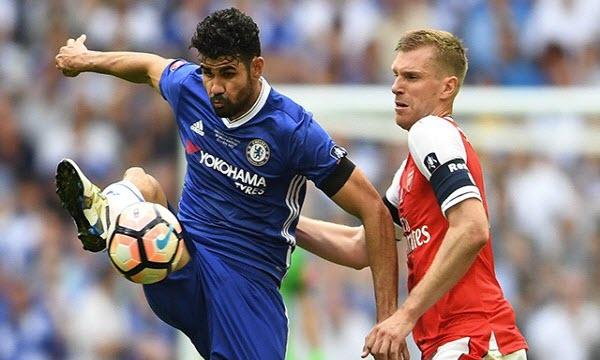 Bóng đá - Arsenal vs Chelsea 18h40, ngày 22/07